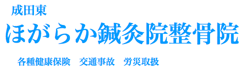 成田東ほがらか鍼灸院整骨院